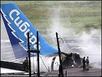 Avião russo A-320