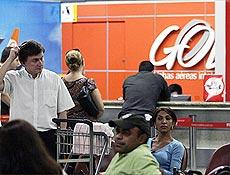 Gol divulgou telefone para que parentes de passageiros recebessem informações